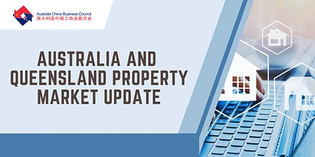 Australia and Queensland Property Market Update tickets