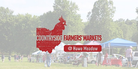 Countryside Farmers' Market at Howe Meadow tickets