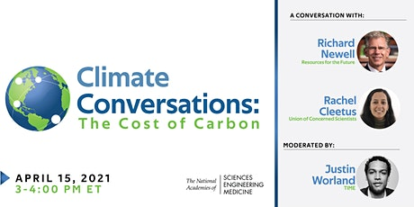 Climate Conversations: The Cost of Carbon tickets