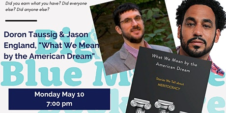 """Doron Taussig, """"What We Mean by the American Dream"""" tickets"""