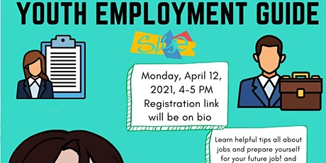 Online Roadshow: Youth Employment Guide tickets