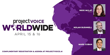 Project Voice Worldwide tickets