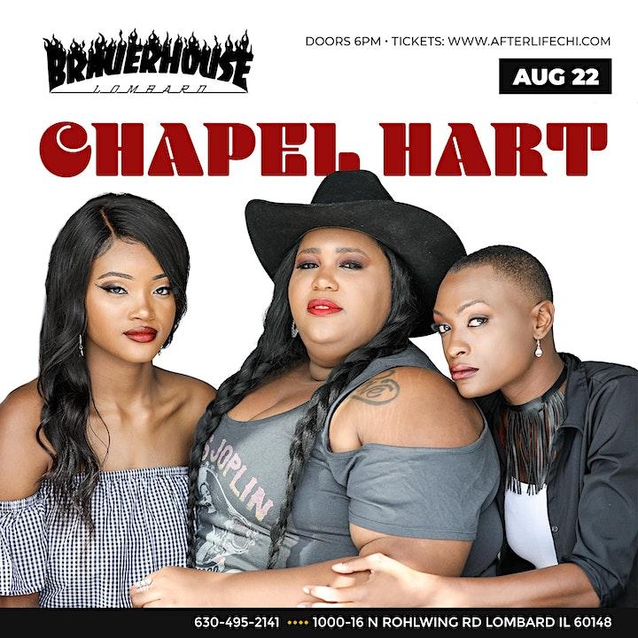 Chapel Hart image