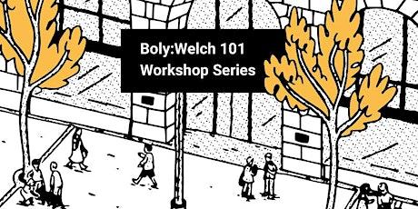 Boly:Welch 101: LinkedIn Workshop tickets