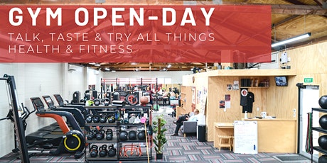 Central Fitness Picton Open Day tickets