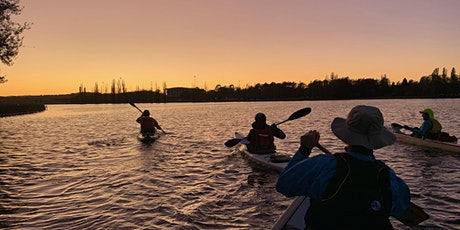Wednesday Evening (headlight) paddle - some previous experience required tickets