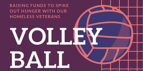 Spiking Out Hunger Volleyball Tournament tickets