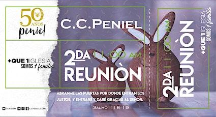 2da Reunión Peniel boletos