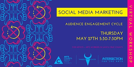 Social Media Marketing: Audience Engagement Cycle tickets