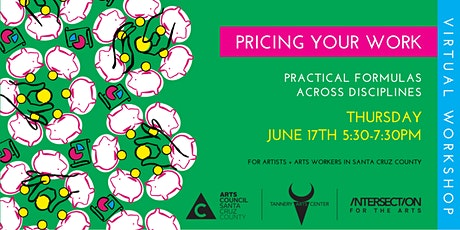 Pricing Your Work: Practical Formulas Across Disciplines tickets