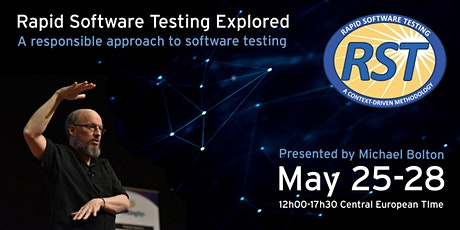 Rapid Software Testing Explored Online (European/UK/Indian Time Zones) tickets