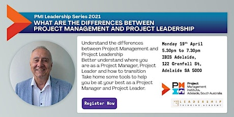 Project Manager or Project Leader.  Which one are you? tickets