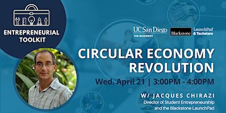 Circular Economy Revolution entradas