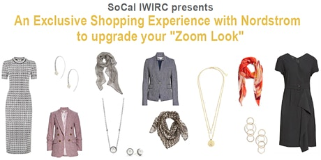 """An Exclusive Shopping Experience with Nordstrom to upgrade your """"Zoom Look"""" tickets"""