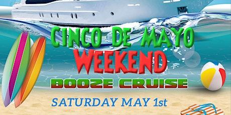 Atlantic City Boat Parties - Cinco De Mayo Weekend tickets