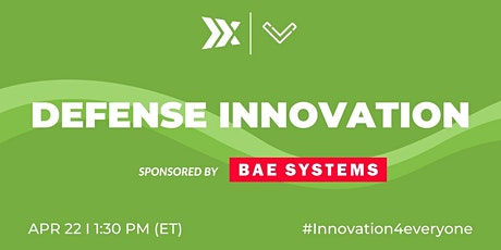 Defense Innovation with BAE Systems tickets