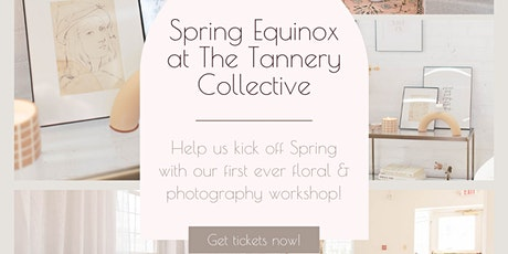 Spring Equinox at Tannery Collective tickets
