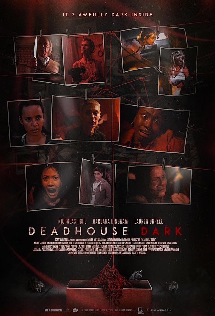 Deadhouse Dark - Sydney Q&A Screening image