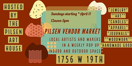 Pilsen Vendor Market tickets