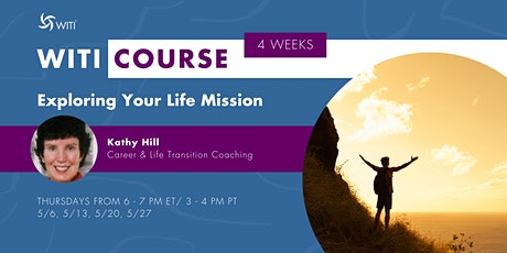 Exploring Your Life Mission tickets
