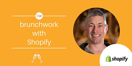 Sales brunchwork w/ Mark Bergen (Shopify) tickets