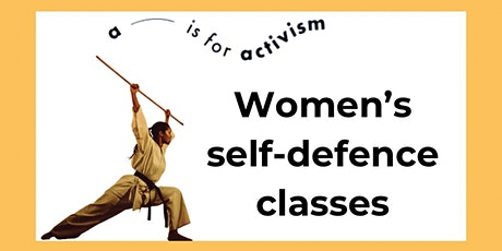 Self-Defence Classes (FAACE) tickets
