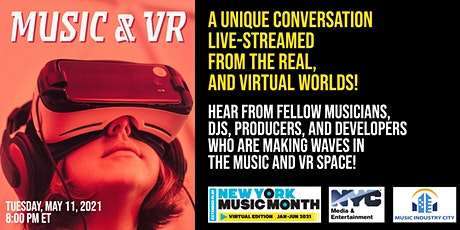 The Future of VR & Music tickets
