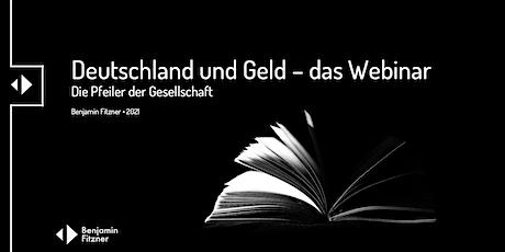 Deutschland & Geld - das Webinar Tickets
