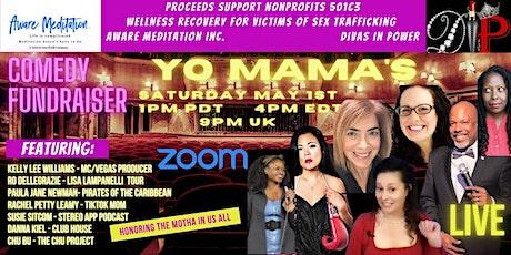 Yo Mama's Comedy Show - Non Profit Event/Fundraiser tickets