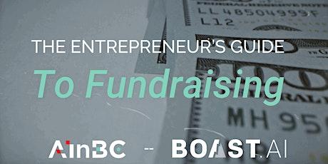 Entrepreneur's Guide to Fundraising Webinar tickets