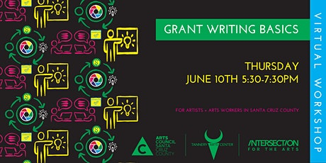 Grant Writing Basics: How to Write Your Narrative and Develop Your Budget tickets