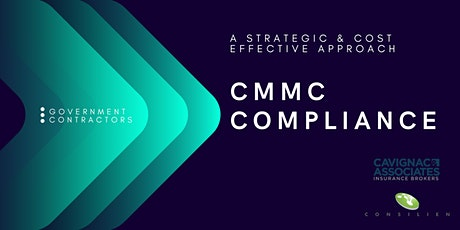 CMMC Compliance: A Strategic and Cost Effective Approach tickets
