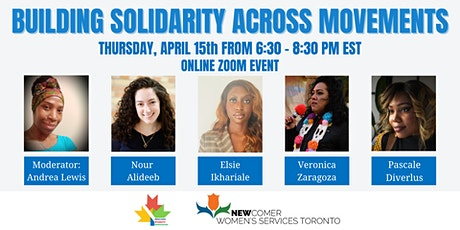 Building Solidarity Across Movements tickets