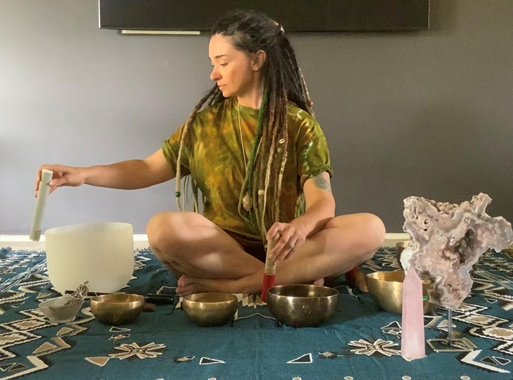 Sound healing with Luna Elements Wellness image