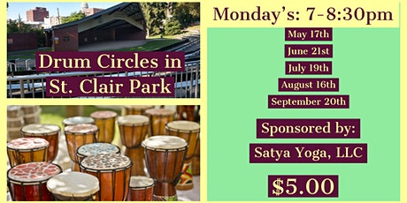 Community Drum Circle tickets