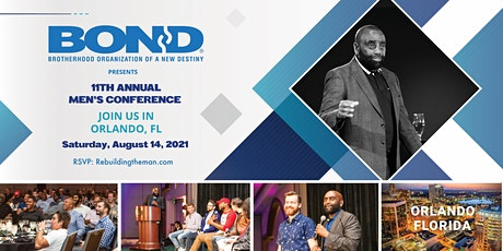 BOND MEN'S CONFERENCE 2021 tickets