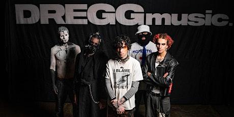 DREGG - The Internet Tour - Sydney tickets
