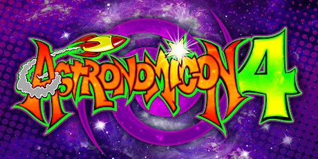 Astronomicon 4 tickets
