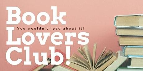 Pimpama Book Lovers Club April tickets