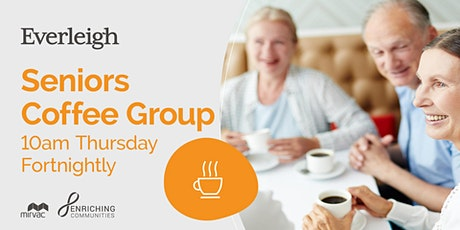 Seniors Coffee Group tickets