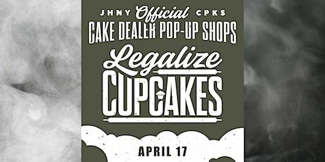 DALLAS April Johnny Cupcakes Virtual Pop Up- 420 Release tickets