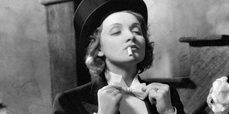 Marlene Dietrich, Queer Icon tickets