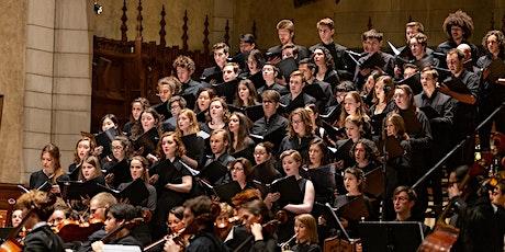 Requiem de Brahms -  Webdiffusion tickets