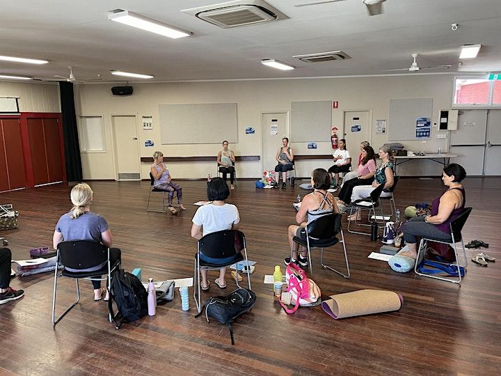 Chair Yoga for Seniors Teacher Training Workshop image