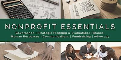 Nonprofit Essentials: Communications