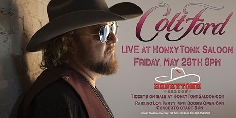 Colt Ford LIVE tickets
