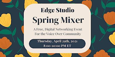 Edge Studio Spring Mixer tickets