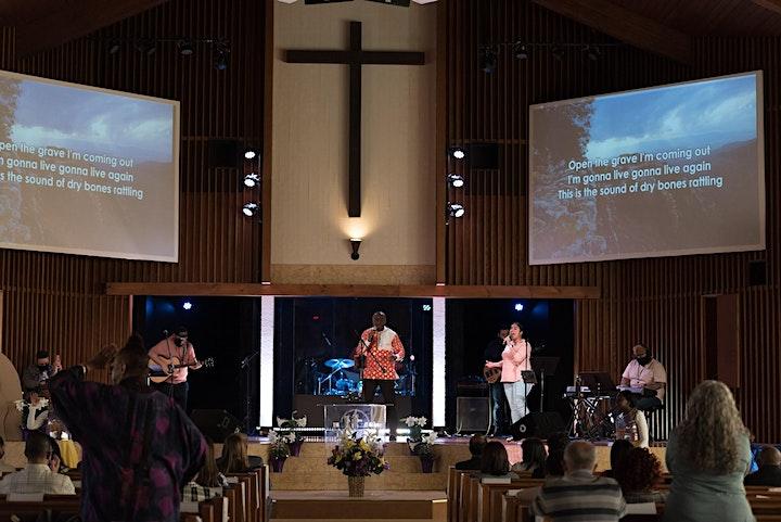 Sunday Morning Church Service! image