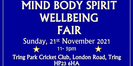 Tring Psychic & Wellbeing Fair tickets