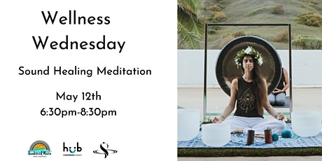 Wellness Wednesday: Sound Healing Meditation tickets